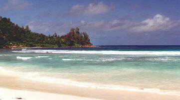 Seychellen strand