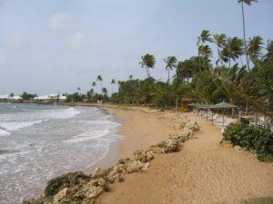 Tobago Hilton beach